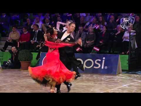 2015 AOC Rising Star STD   The Final Reel   DanceSport Total