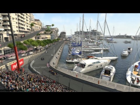 F1 GP Monaco 2018 Montecarlo (Clasificación y Carrera / Start & Race) || Español F1 2016 PC