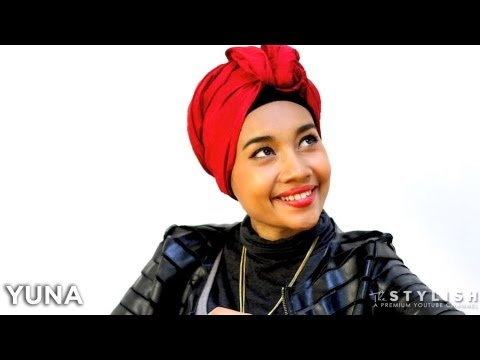 YUNA: EXCLUSIVE  WITH INTERNATIONAL  SENSATION