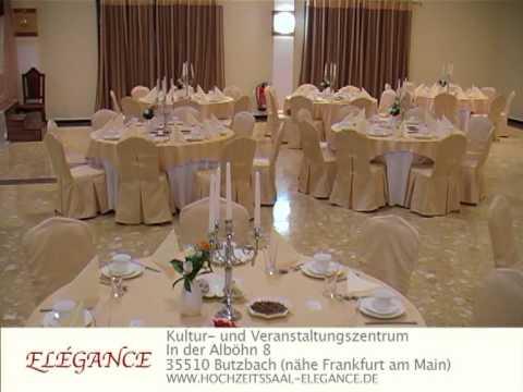 Elegance Hochzeitssaal - YouTube