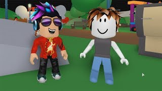 ROBLOX: THE STORY OF THE RICH BOY AND POOR GIRL!