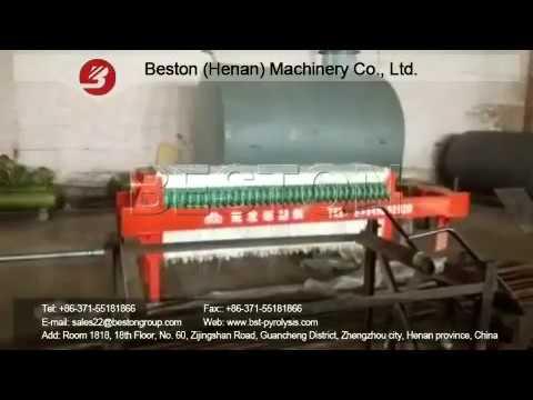 Beston Crude Oil Refining Machine Installed in Ukraine