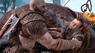 GOD OF WAR Gameplay Walkthrough Part 1 - INTRO/ FREE (GOD of WAR 4)