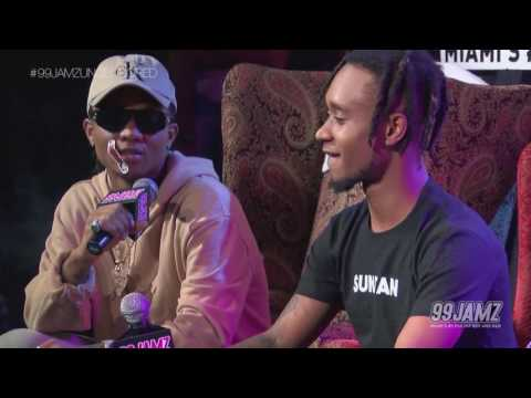 Rae Sremmurd Live At 99Jamz Uncensored