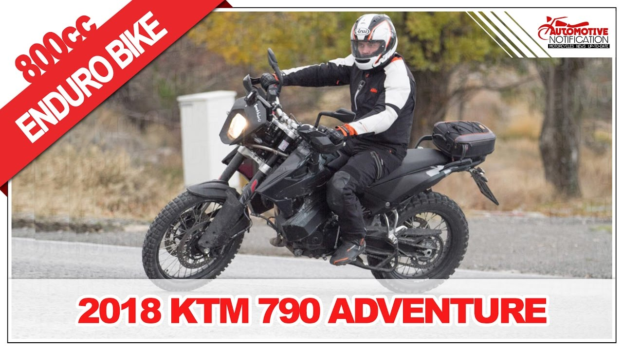 2018 ktm test. contemporary 2018 2018 ktm 790 adventure testing on the road in ktm test