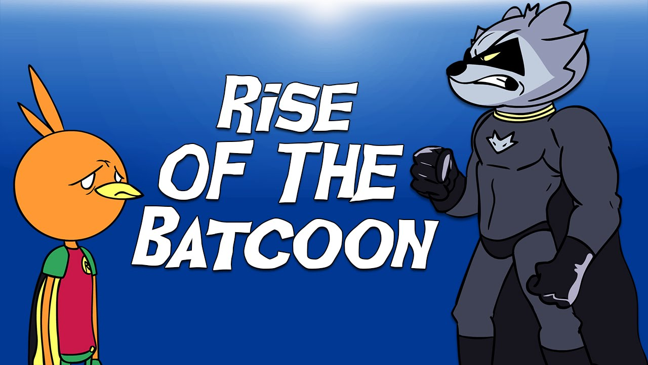 Delirious Animated! (RISE OF THE BATCOON!) By VyronixLiam