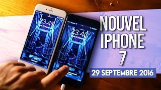 NOUVEL IPHONE 7 !