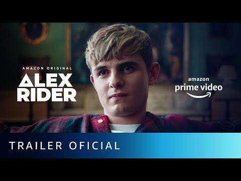 Alex Rider Temporada 1 | Trailer Oficial | Amazon Prime Video