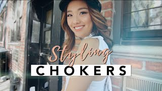 How I Style | Chokers