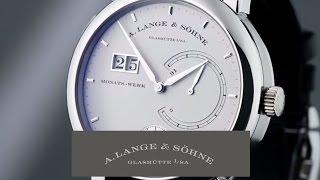 LANGE 31 – A. Lange & Söhne