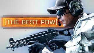 ► Best Pdw In Bf4! | Battlefield 4