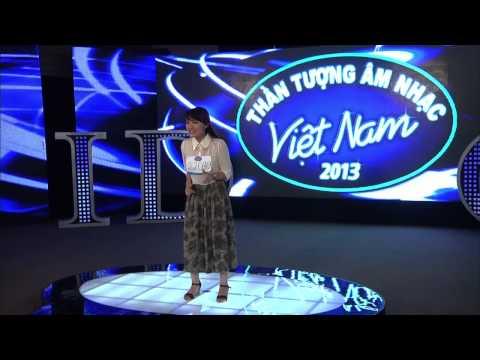 Vietnam Idol 2013 - Vòng thử giọng miền Bắc - Tiếng dương cầm - Trần Nhật Thủy