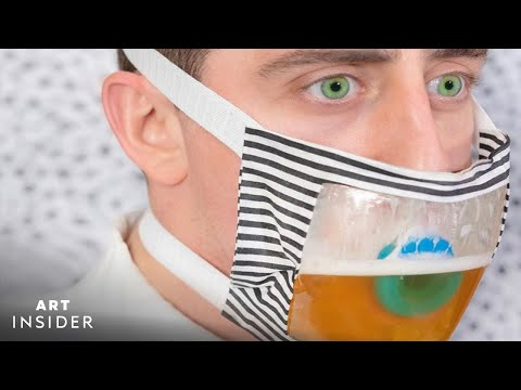 Designer Makes Unnecessary Inventions Perfect For Staying Inside