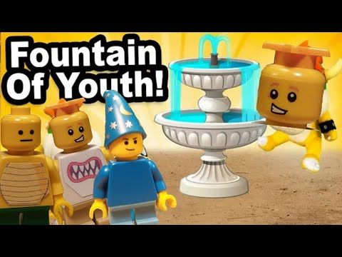 SML Lego: Fountain Of Youth!