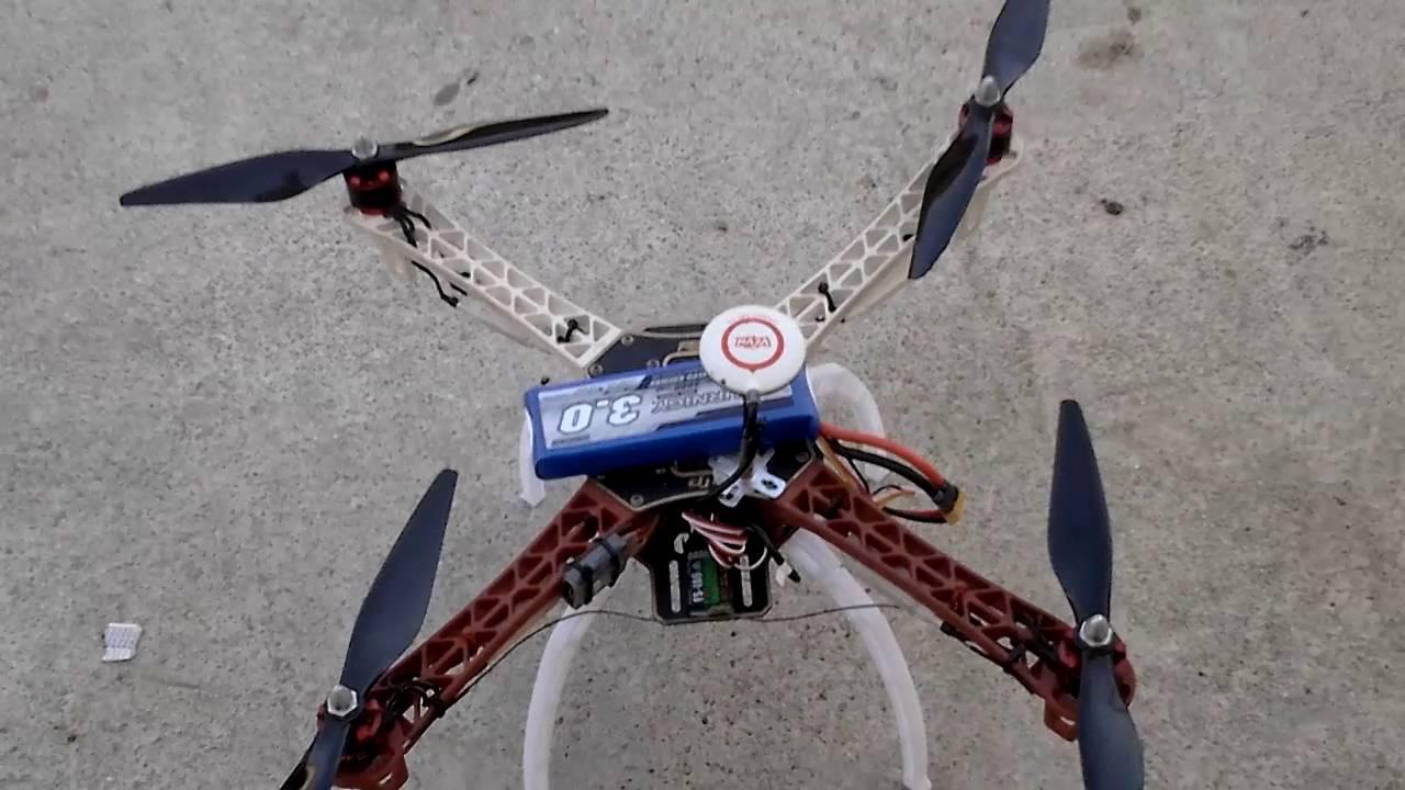 1657e48206d Drone F450 Dji OLX... - YouTube
