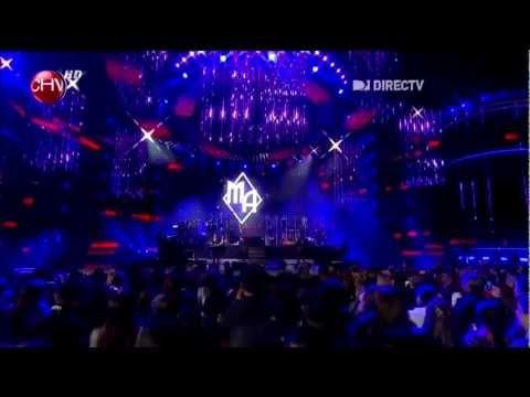 Marc Anthony  Viña del Mar 2012 HD  Nahiem