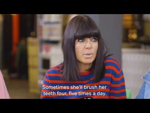 Claudia Winkleman shares her parenting little white lies