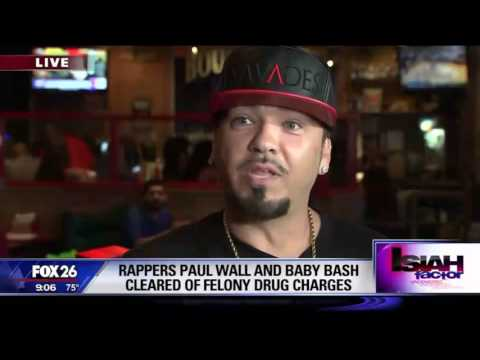 LIVE INTERVIEW WITH PAUL WALL & BABY BASH ABOUT THEIR ORGANIZED CRIME ARREST!