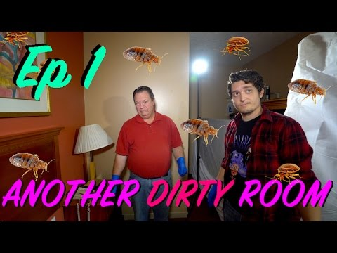Another Dirty Room Ep. 1 : Cesspit From Hell : The Midtown Inn Baltimore