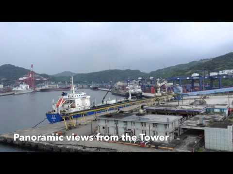 Harbor Cruise - Keelung, Taiwan (Part 2)