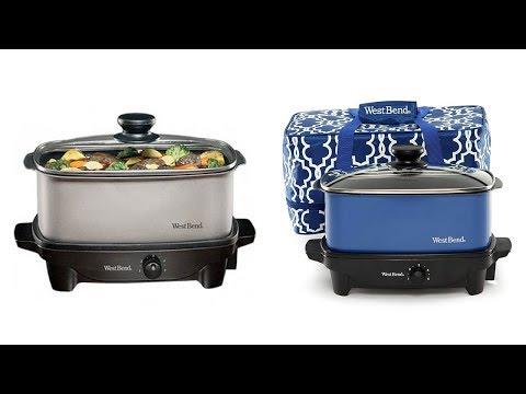 Top 6 Best West Bend Slow Cooker