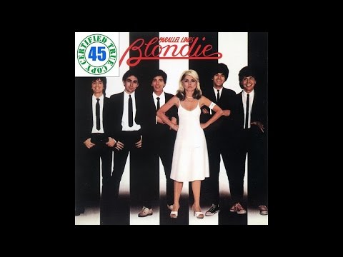 BLONDIE - I KNOW BUT I DON'T KNOW - Parallel Lines (1978) HiDef :: SOTW #125