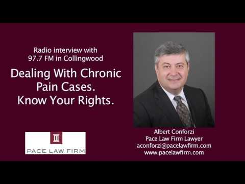Toronto Personal Injury Lawyer | Chronic Pain