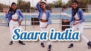 Saara_india:_Aastha_Gill| Priyanka_Sharma| Dance choreography by Varsha Chaundhiya