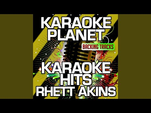 I Brake for Brunettes (Karaoke Version With Background Vocals) (Originally Performed By Rhett... mp3