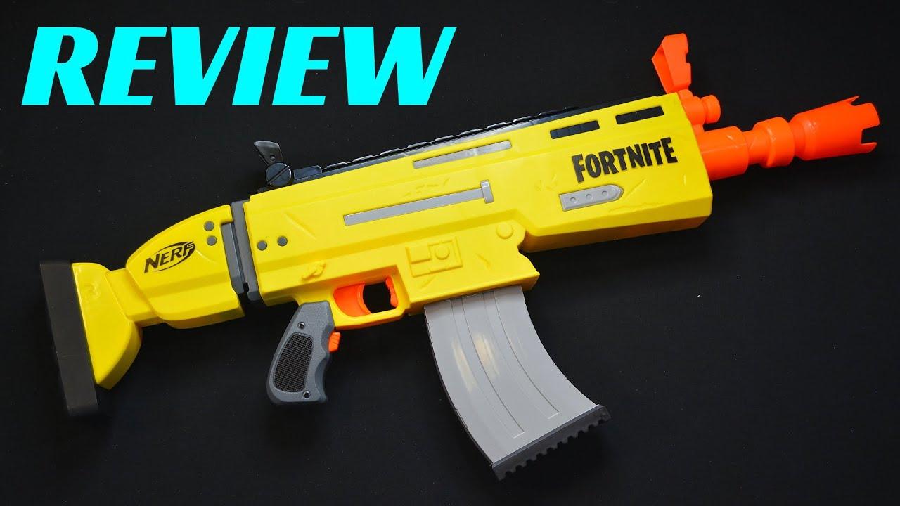 nerf fortnite nerfreview - fortnite tactical shotgun nerf gun review