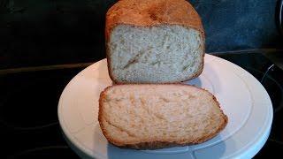 #Хлеб с йогуртом в хлебопечке #REDMOND RMB-M1907-E #Bread with yogurt