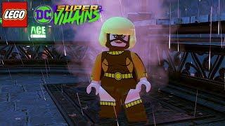 LEGO DC Super Villains Terra + Free Roam Gameplay