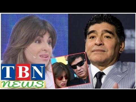 """Dura frase de Gianinna Maradona sobre su relación con Diego: """"Un día se levanta bien y al otro..."""""""