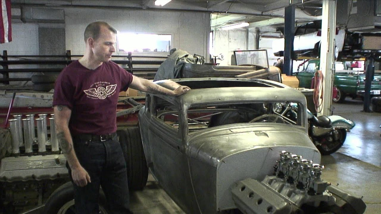 A tour of Hot Rod Chassis & Cycle - YouTube