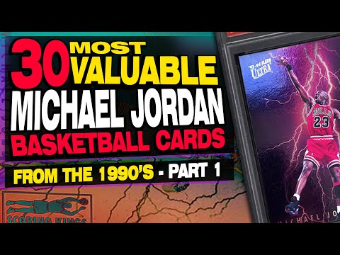 top-30-michael-jordan-most-valuable-basketball-cards-from-the-90's---part-1---1990-thru-1995