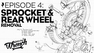 Saturday's Wrench Ep.04: Honda Cb350 Build - Thrill Of The Drill!
