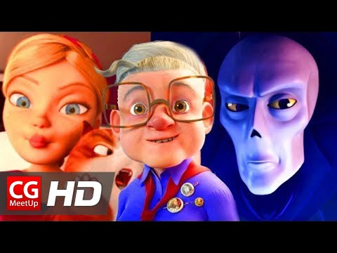 CGI Animated Short Films by ArtFx - HD Links in Description