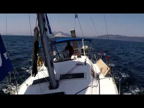 Greece Island Sailing