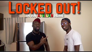 Download Clifford Owusu Comedy - In an Africa home: locked out (Clifford Owusu)