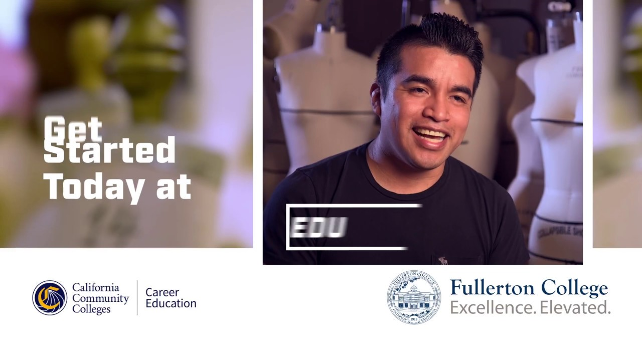 Fashion Design And Merchandising Fullerton College