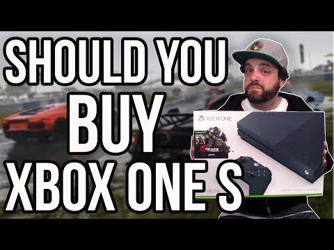 Should You BUY Xbox One S in 2017/2018?   RGT 85