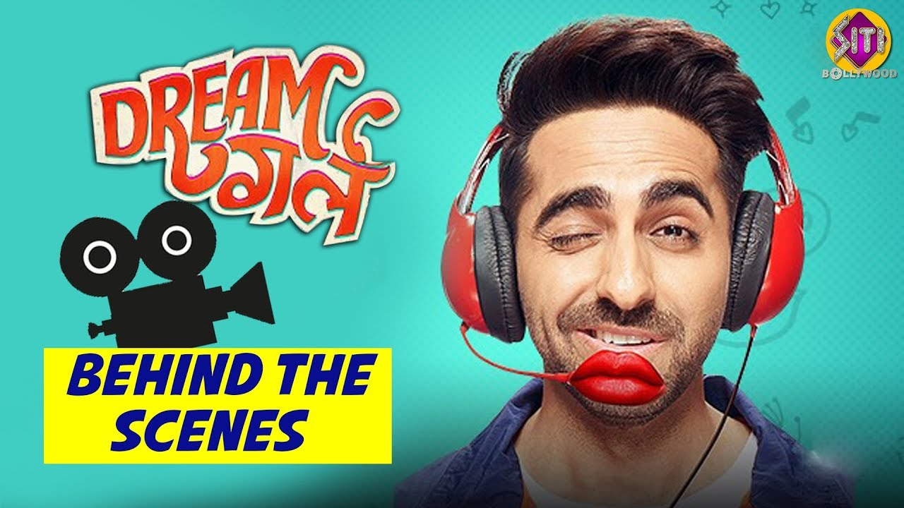 Dream girl | Ayushmann Khurana | Behind the scenes | Movie Shooting