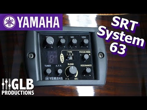 Yamaha SRT system 63 preamp review and user guide