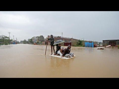 11 جنديا ضمن ضحايا انهيار مبنى جراء الأمطار الغزيرة شمال الهند…  - نشر قبل 3 ساعة