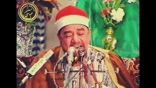 شاهد الشيخ راغب مصطفى غلوش وهو يصور بصوته الجميل هذه الآيات من سورة الأحزاب فى شخص النبى الكريم
