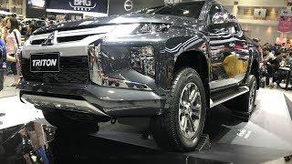 2019 Mitsubishi Triton Newface