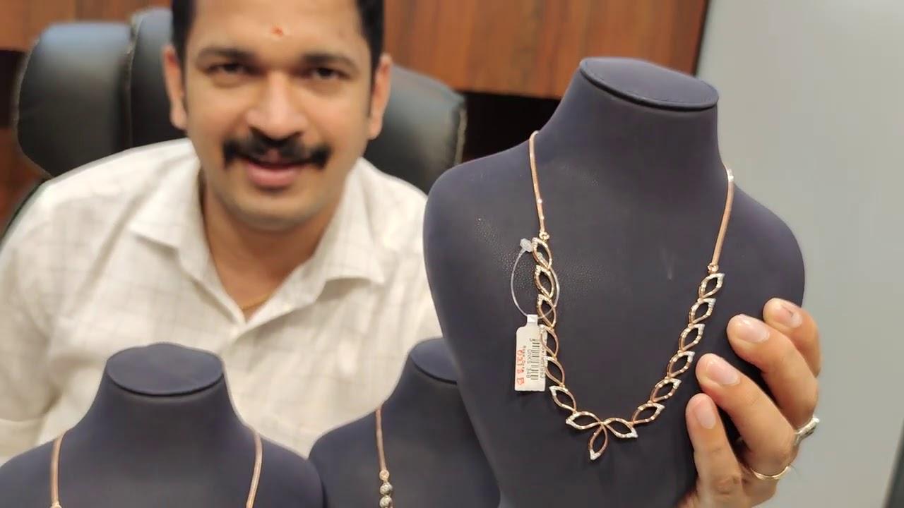 Diamond neclase കണ്ടാലോ