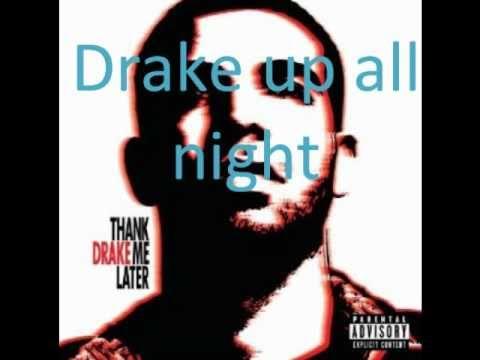 Drake up all night feat Nicki Manaj