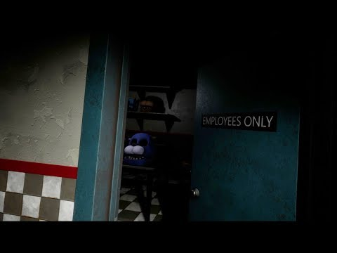DO NOT HACK INTO THE EMPLOYEES ONLY ROOM! | Five Nights At Freddy's VR: Help Wanted Secrets
