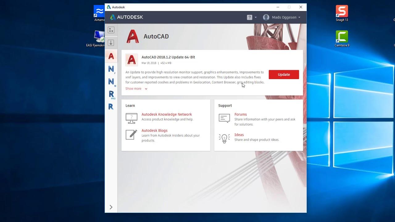 Autodesk Desktop App